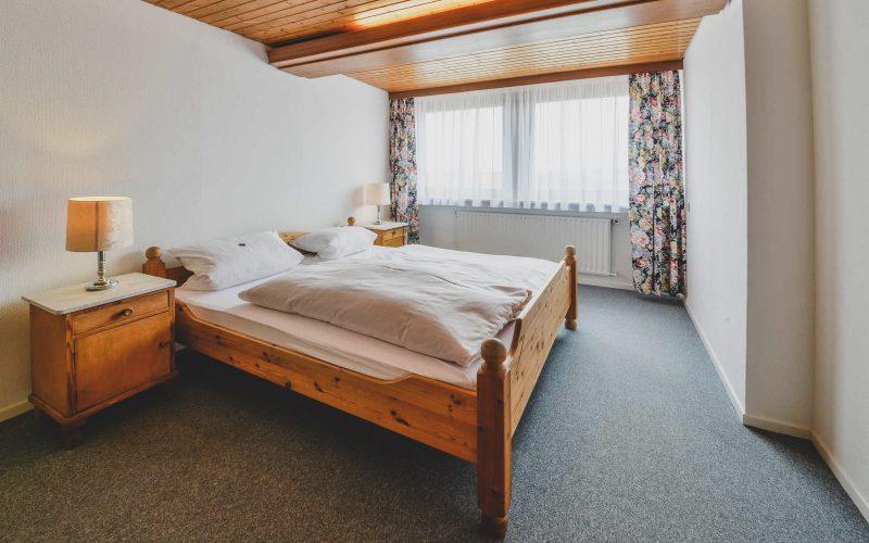 Bei Meiers zum weißen Roß - Ferienwohnung Doppelbett