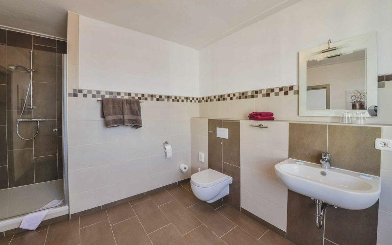 Bei Meiers zum weißen Roß - Gasthof modernes Bad